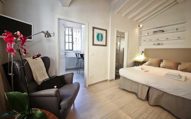 Отель Pinzochere Mansarda комната для гостей
