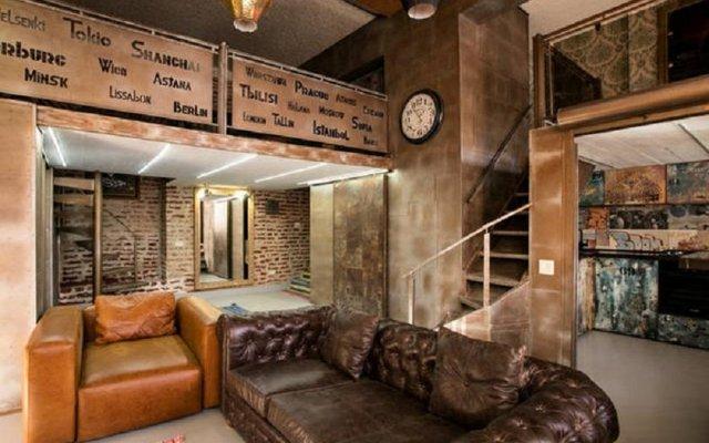 Отель Loft On Karla Marksa Минск комната для гостей