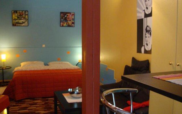 Отель Art Apartments Германия, Дрезден - отзывы, цены и фото номеров - забронировать отель Art Apartments онлайн комната для гостей