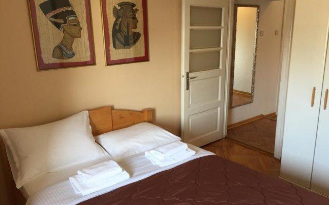 Апартаменты Slavija Charm Apartment Белград комната для гостей