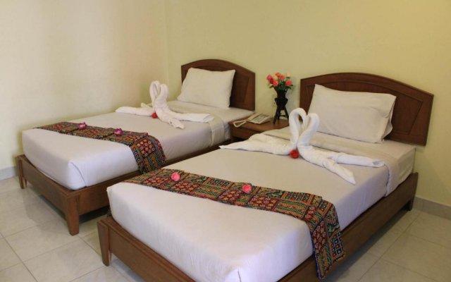 Отель OYO 747 Suwanna Hotel Таиланд, Краби - отзывы, цены и фото номеров - забронировать отель OYO 747 Suwanna Hotel онлайн комната для гостей