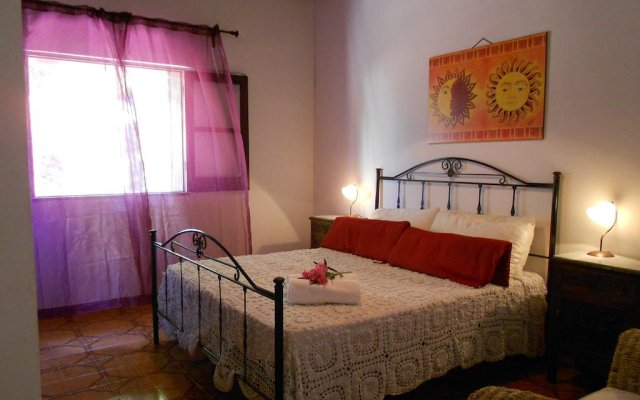 Отель Villa Palme Cefalu Чефалу комната для гостей