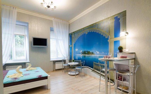 Отель Arkadija Levytskoho 3 Львов комната для гостей