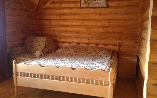 Гостиница Privatna Sadiba Chalet комната для гостей