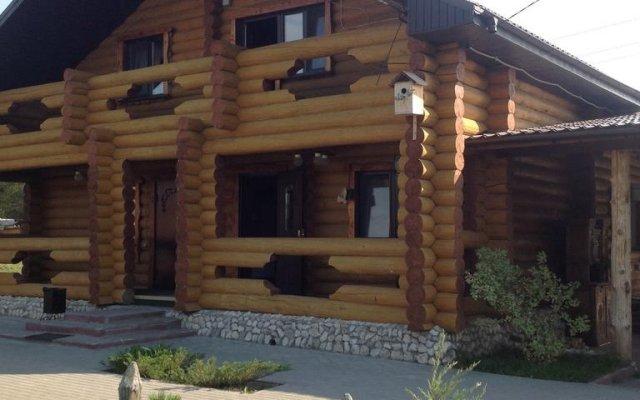Гостиница Usadba Varvarovka вид на фасад