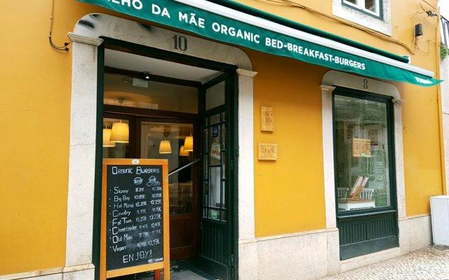 Отель Casa do Mercado Lisboa Organic B&B вид на фасад