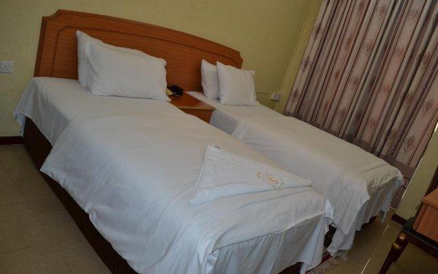 Maaeen Hotel комната для гостей