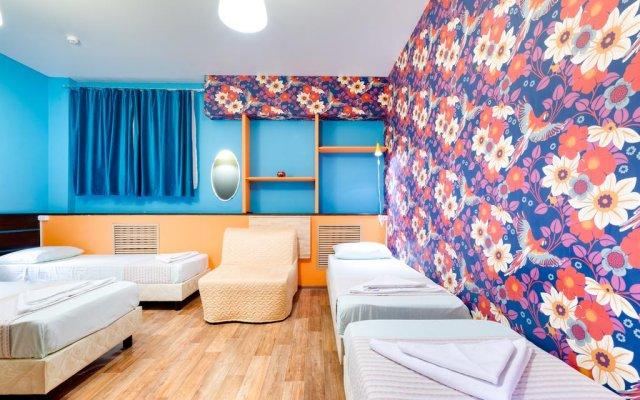 Отель Жилые помещения Кукуруза Казань комната для гостей