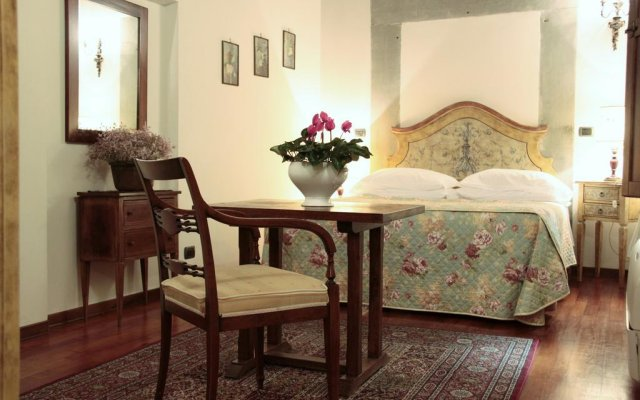 Отель Casa Del Vescovo комната для гостей