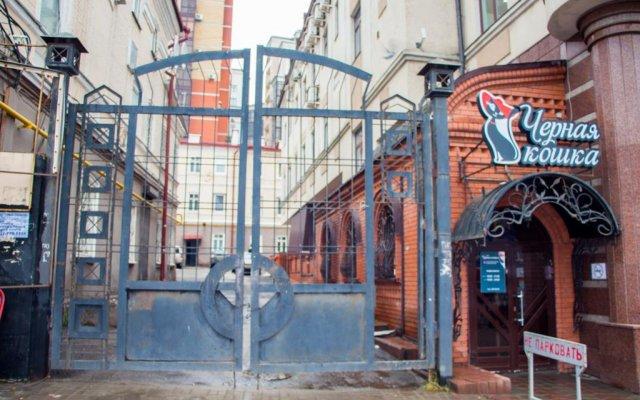 Апартаменты на Пушкина 14 вид на фасад