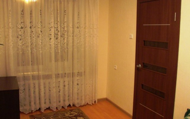 Апартаменты Tikhy Centre Apartments Новосибирск комната для гостей