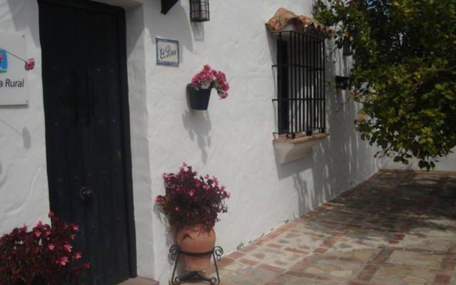 Отель El Peñón вид на фасад
