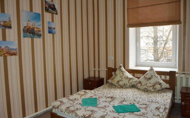 Lviv Lucky Hostel комната для гостей