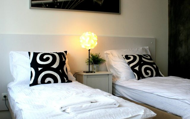 Отель Apartamenty City Rybaki Польша, Познань - отзывы, цены и фото номеров - забронировать отель Apartamenty City Rybaki онлайн комната для гостей