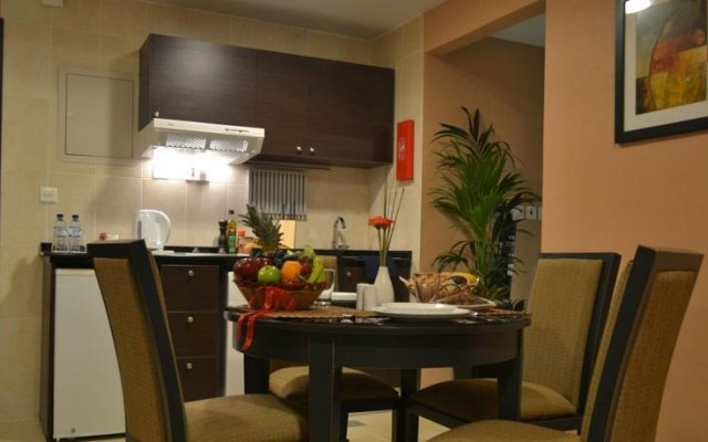 Executive Suites by Mourouj Gloria,Superior Hotel Apartments 0