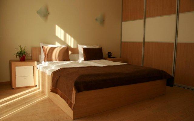 Отель Katrin Apartments Латвия, Юрмала - отзывы, цены и фото номеров - забронировать отель Katrin Apartments онлайн комната для гостей