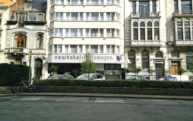 New Hotel Charlemagne вид на фасад
