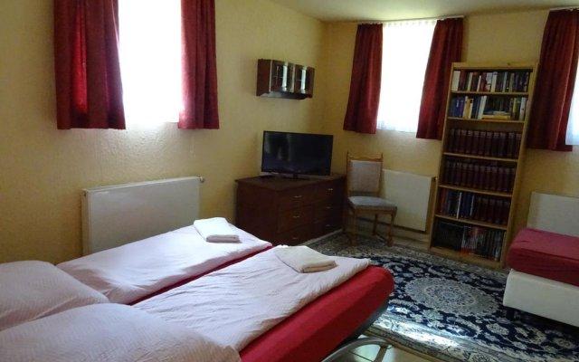 Отель Villa Bellevue Dresden комната для гостей