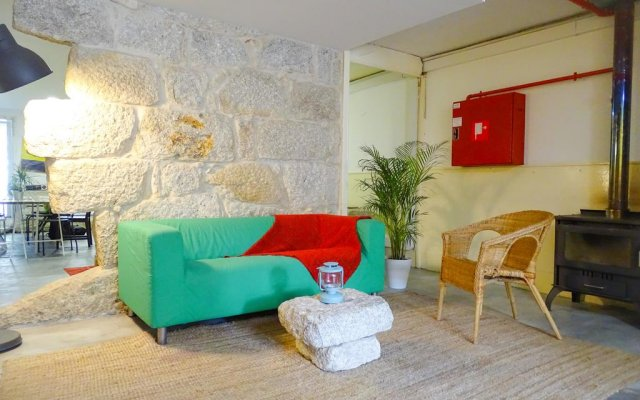 O2 Hostel комната для гостей