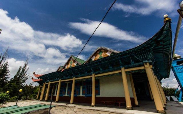 Гостиница Альтамира
