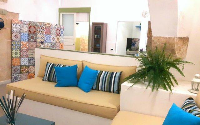 Отель Casalù, Elegante Dammuso/Loft Сиракуза комната для гостей