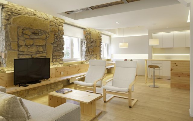 Апартаменты Santa Maria Apartment by FeelFree Rentals комната для гостей