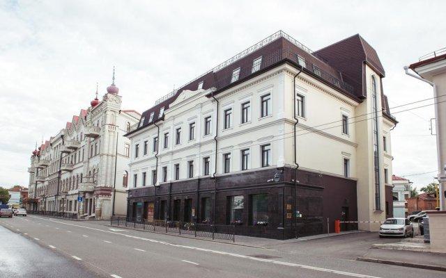 Гостиница Максим Горький вид на фасад