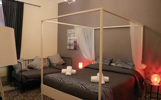Отель City Mood B&B комната для гостей