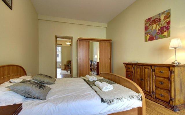 Апартаменты Vilnius Apartments Вильнюс комната для гостей