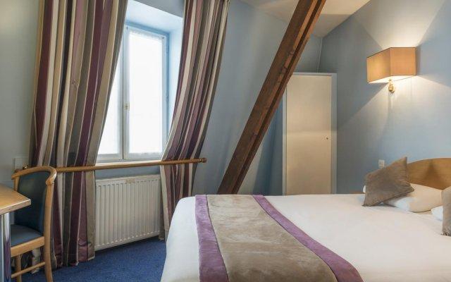 Отель France Albion Париж комната для гостей