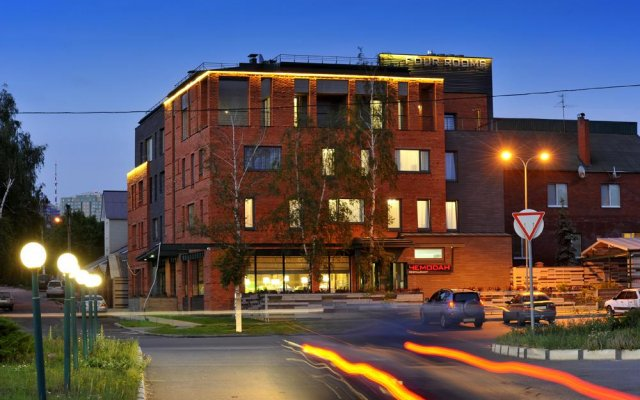 Гостиница Villa Four Rooms вид на фасад