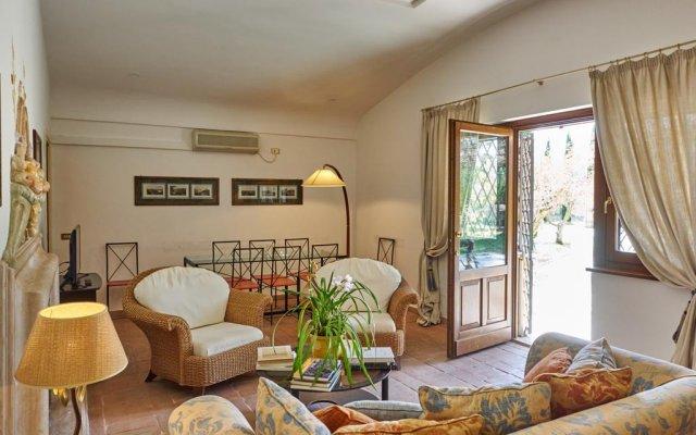 Отель Casa del Glicine Сполето комната для гостей