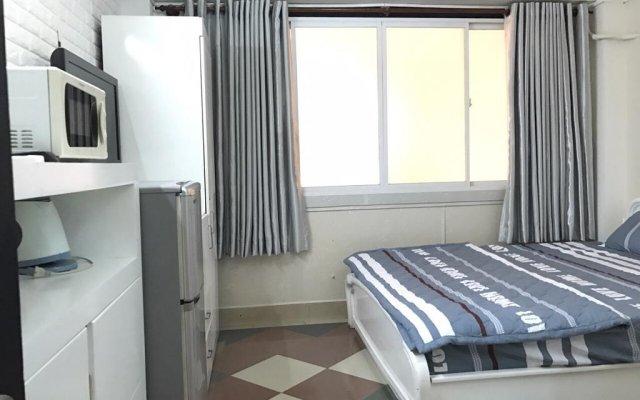 Апартаменты Smiley Apartment комната для гостей