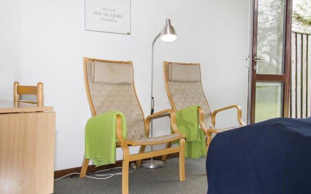 Отель Søndervig Camping & Cottages комната для гостей