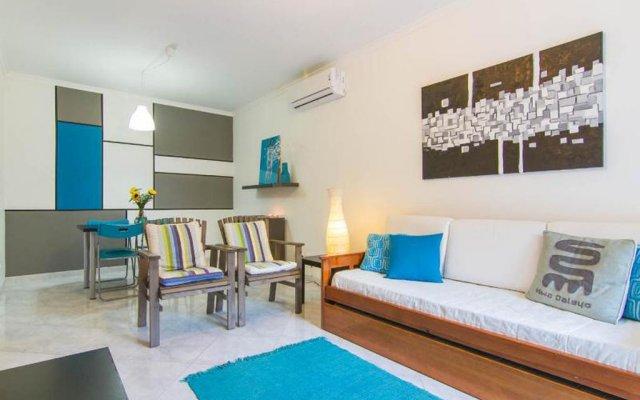 Отель Kwadalayo Art Quarters комната для гостей