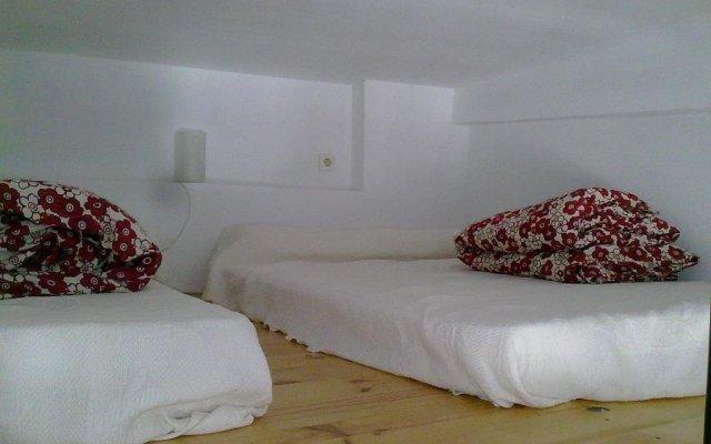 Отель Las Parras комната для гостей