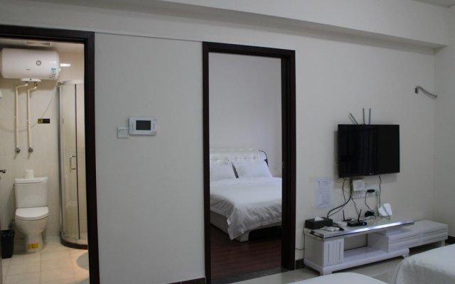 Guangzhou Pazhou Hotel комната для гостей