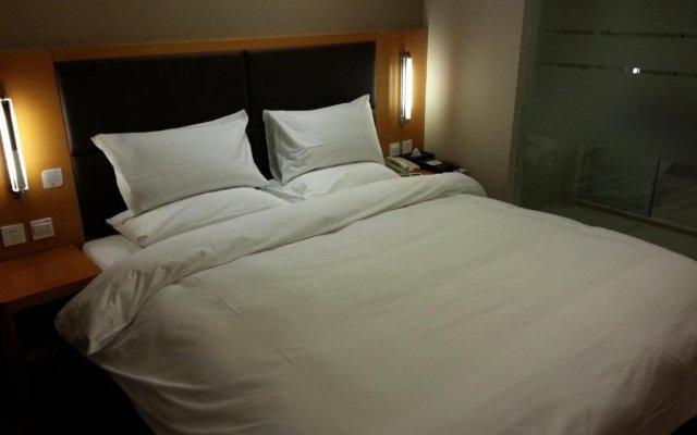 JI Hotel Culture Center Tianjin комната для гостей