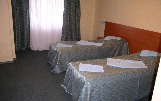 Отель Start Тюмень комната для гостей