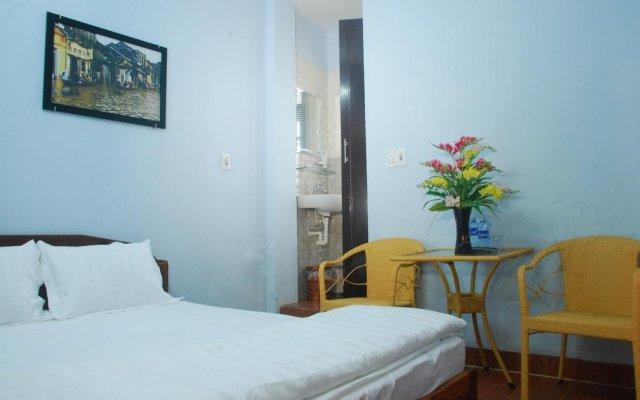 Отель Lam Chau Homestay Хойан комната для гостей