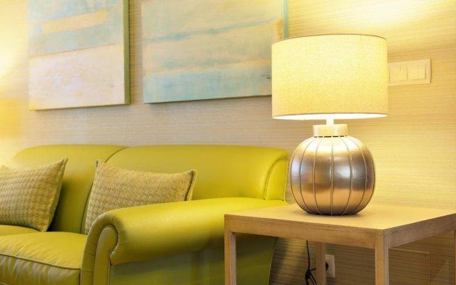 Отель Ático en Isla de la Toja Испания, Эль-Грове - отзывы, цены и фото номеров - забронировать отель Ático en Isla de la Toja онлайн комната для гостей