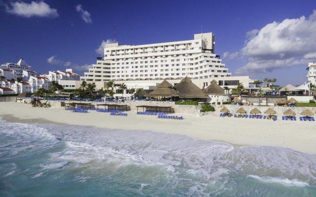 Отель Royal Solaris Cancun - Все включено Мексика, Канкун - 8 отзывов об отеле, цены и фото номеров - забронировать отель Royal Solaris Cancun - Все включено онлайн пляж