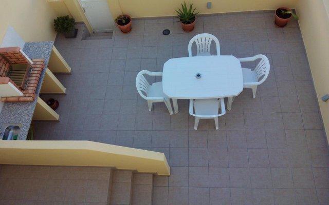 Отель Casa Yucca вид на фасад