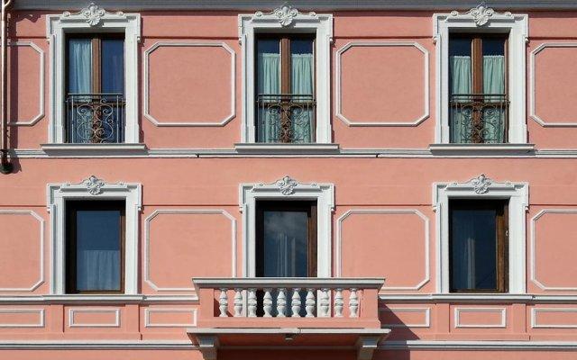 Отель Casa Calicantus вид на фасад