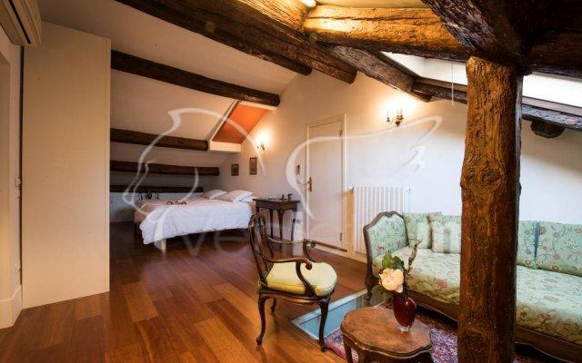 Отель Ca' Affresco Италия, Венеция - отзывы, цены и фото номеров - забронировать отель Ca' Affresco онлайн комната для гостей