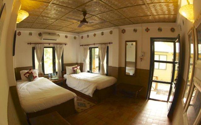 Отель Maruni Sanctuary by KGH Group Непал, Саураха - отзывы, цены и фото номеров - забронировать отель Maruni Sanctuary by KGH Group онлайн комната для гостей