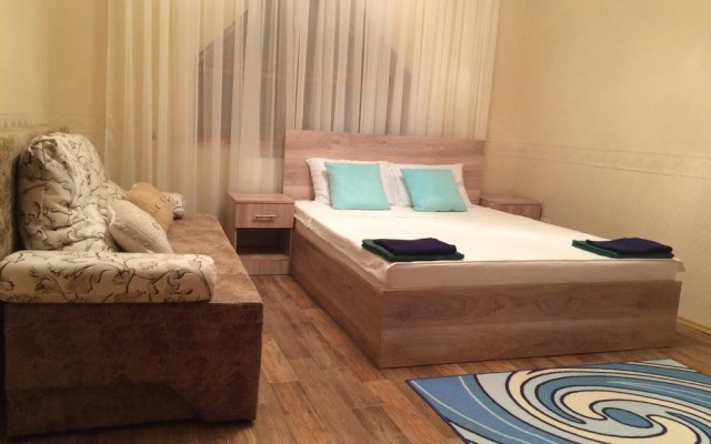 Гостевой Дом Снежный Барс комната для гостей