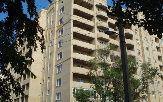 Апартаменты Apartments on Moskovskaya Street вид на фасад