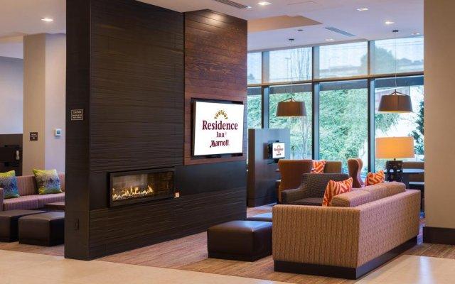 Отель Residence Inn by Marriott Seattle University District интерьер отеля