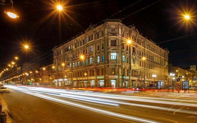 Гостиница Гостевые комнаты Литейный вид на фасад